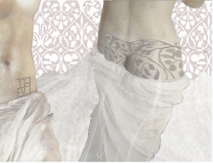 Aphrodite's tattoo